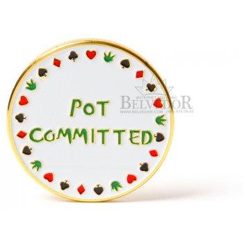 Хранитель карт pot committed