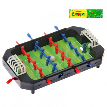 Настольный футбол мини-кикер