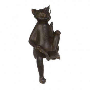 Фигурка кошка высота=17 см.