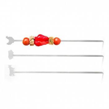 Sagaform набор шпажек для барбекю bbq