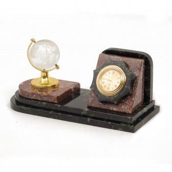 Мини-набор глобус камень креноид