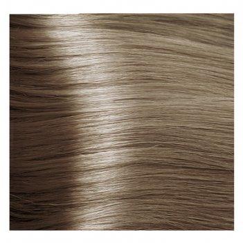 Крем-краска для волос studio professional, тон 9.1, очень светлый пепельны