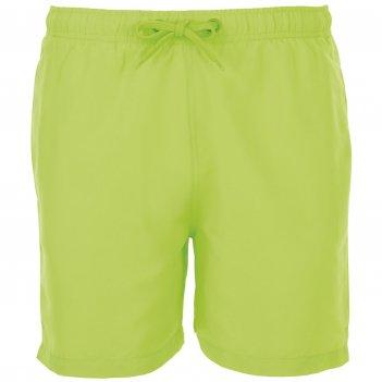 Шорты мужские sandy, зеленый неон