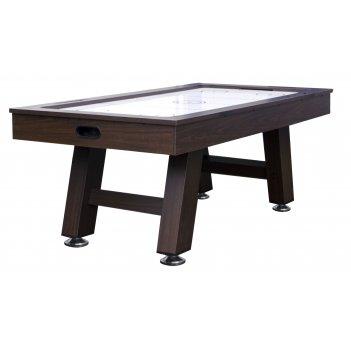 Аэрохоккей «vancouver» 7 ф (214 х 107 х 84,5 см , коричневый)