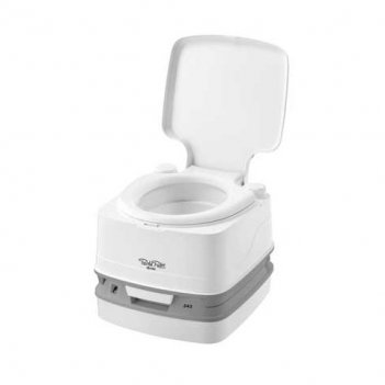 Биотуалет porta potti qube 345 white