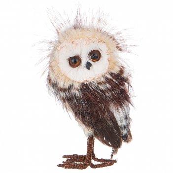Фигурка сова 8*8*15 см (мал.уп.=12 шт)
