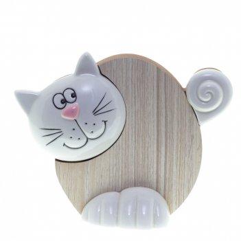 Фигурка декоративная кот, l16,2 w3,8 h12,8 см