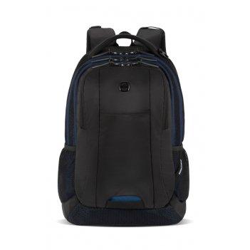 Рюкзак swissgear с отделением для ноутбука 15, черный, полиэстер, 34 x 16,