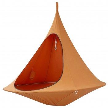 Гамак-кокон jamber двухместный, цвет оранжевый