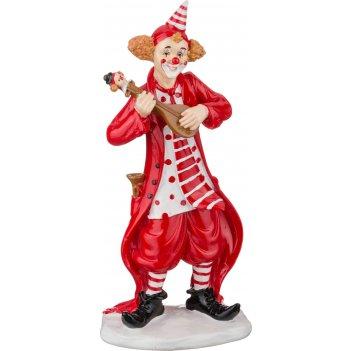 Фигурка клоун 10*7*24 см.