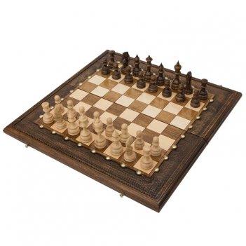 Шахматы 50 прямые с бронзой, ohanyan, шт
