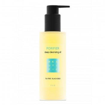 Гидрофильное масло для лица beautific porifier, для глубокого очищения, 15