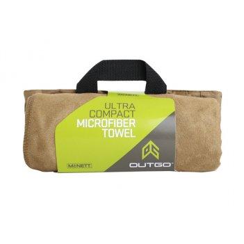 Полотенце из микрофибры microfiber towel mocha large