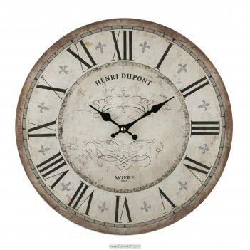 Настенные часы aviere 25510