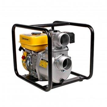 Мотопомпа бензиновая champion gp80, 4т, 7 л.с., 5.15 квт, d=76 мм, 1000 л/