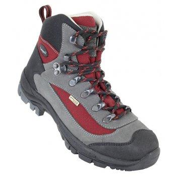 Ботинки треккинговые loca женские (замша/endura trek, vaportex trek, duras