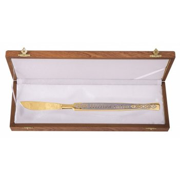 Сувенир скальпель в подарочной упаковке златоуст