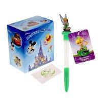 Мыльные пузыри ручка с печатью и светом феи, 10мл + игрушка