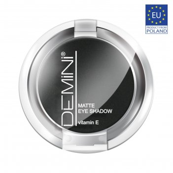 Тени для век demini matte eye shadow с витамином е, тон 702