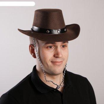 коричневые шляпы