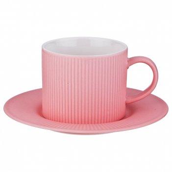 Чайный набор на 1 персону 2 пр 280 мл. (кор=24набор.)