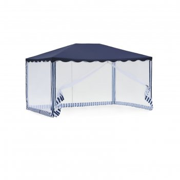 Тент-шатер садовый из полиэстера №38