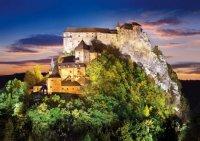 Пазлы 500 замок  словакия