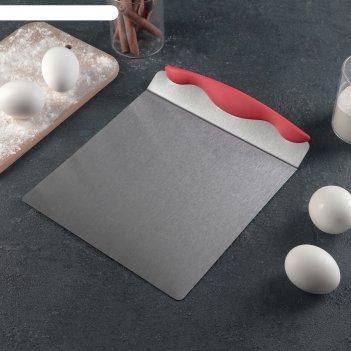 Совок кондитерский для торта 24x20,5x3 см
