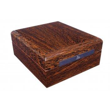 Хьюмидор lubinski на 60 сигар с лотками, железное дерево