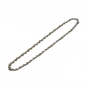 Цепь для бензопилы rezer ps-9-1.3-52, 14, шаг 3/8, 1.3 мм, 52 звена, husqv