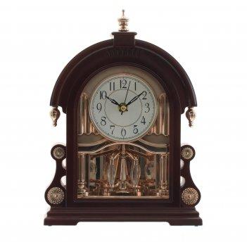 Часы настольные декоративные, l22,5 w9 h31 см, (2хаа не прилаг.)