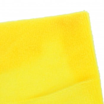 Ткань плюш 6-5 желтый № 28, ширина 150 см