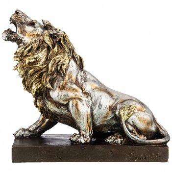Фигурка лев 26.5*12*23.5 см. (кор=6шт.)