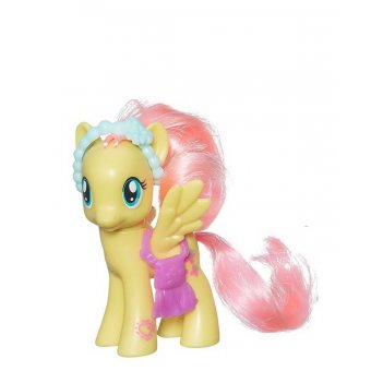 My little pony. флаттершай