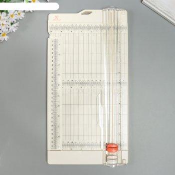 Резак для бумаги рукоделие 15,2х30,5см