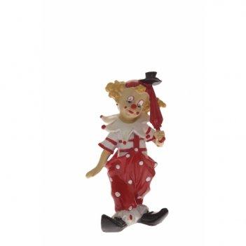 Фигурка декоративная клоун, l7w4h10,5см, 2в.