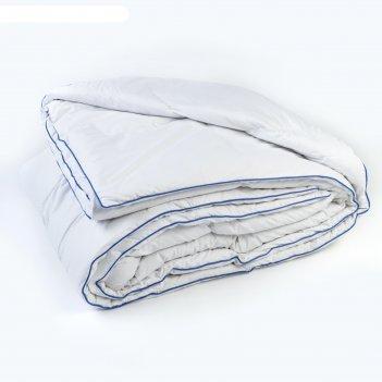 Одеяло «прима» кассетного типа, 172х205 см, 100% хлопок, пух водоплавающей