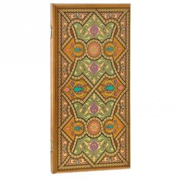Нарды в деревянной коробке персидские