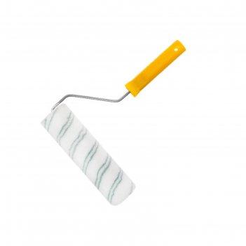 Валик малярный ремоколор 04-0-603, полиамид, ворс 12 мм, d=6 мм, d=40 мм,