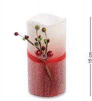 Led-19 светодиодная свеча в декоративном плафоне