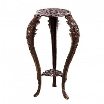 Консоль для вазы камилла. античность