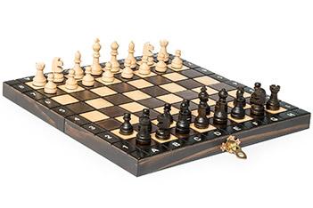 Шахматы складные польские 26х26см