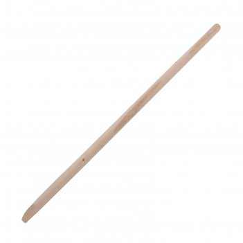 Черенок берёзовый, d = 40 мм, длина 120 см