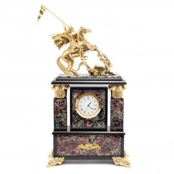 Часы георгий победоносец эвдиалит