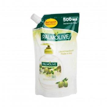 Жидкое мыло  palmolive  интенсивное увлажнение , 500 мл