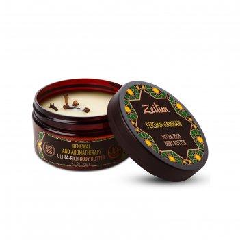 Крем-масло для тела zeitun персидский хаммам детокс и обновление, 200 мл