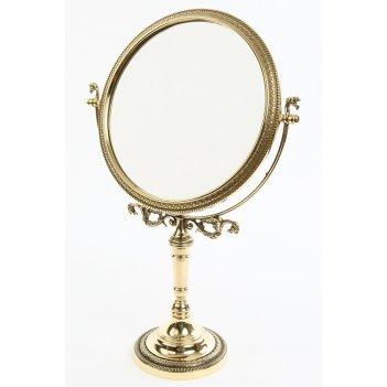 Зеркало имперское 29х45 см.