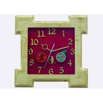 Часы настенные d35-218