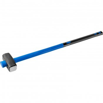 Кувалда сибин 20134-3, с фиберглассовой удлинённой рукояткой, 3 кг