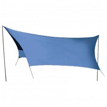 Тент-палатка sol, 440 х 440 х 230 см, цвет синий